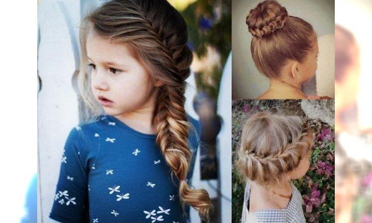 Fryzury Dla Dziewczynek 16 Pomysłów Na śliczne Uczesania Z