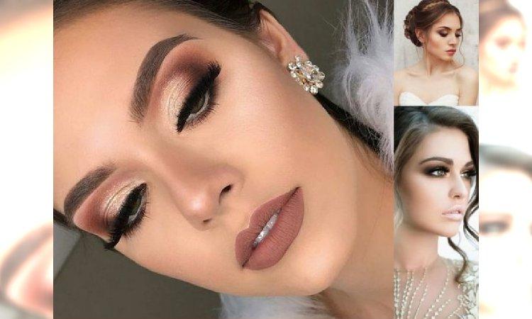 Top 26 pomysłów na makijaż ślubny 2018/2019! [GALERIA]