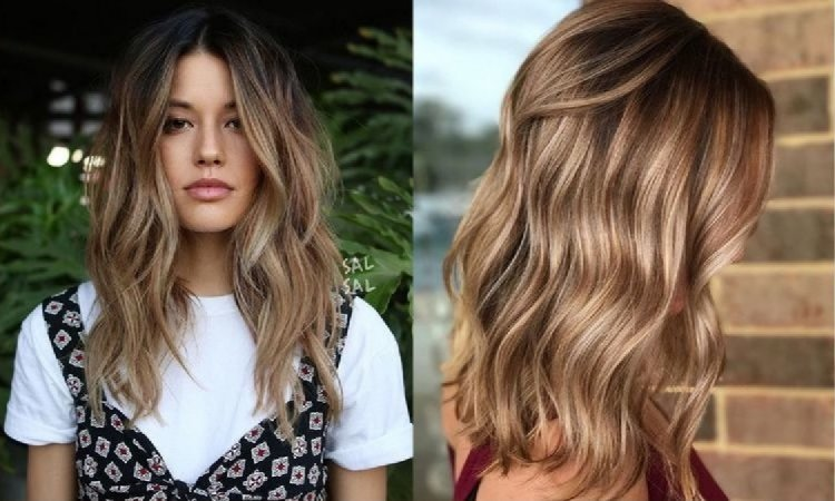 Trendy w koloryzacji dla ciemnych włosów - rozjaśnione włosy to HIT nadchodzącej wiosny!