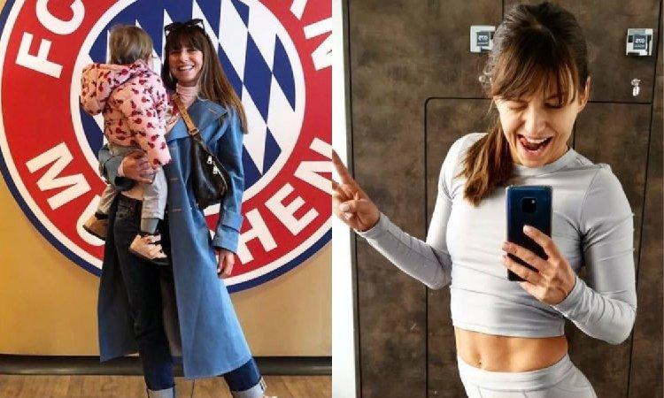 Anna Lewandowska zamieściła nowe zdjęcie Klary. Fanka: Dziecko BEZ TWARZY
