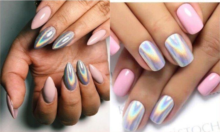 Nowy trend w zdobieniu paznokci: CD nails, czyli holograficzne paznokcie to HIT na wiosnę 2019!