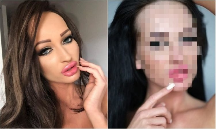 No i wyszło! Tak Małgorzata Godlewska wygląda bez podkładu. SZOK, co ukrywa pod makijażem!