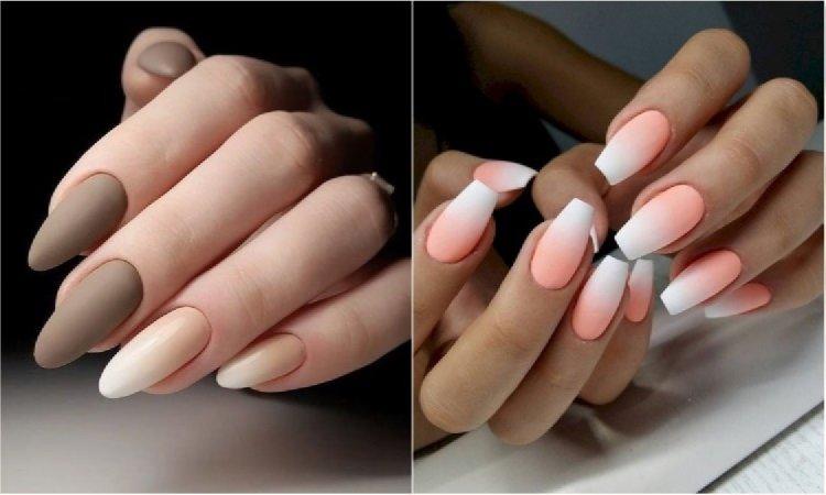 Pastelowe paznokcie ombre - świeży, subtelny manicure, który trzeba wypróbować tej wiosny!