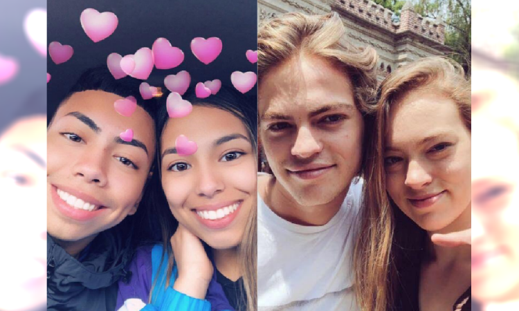 Ci ludzie są tak do siebie podobni, że przypominają rodzeństwo... Tak naprawdę są parą!
