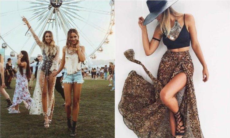Moda w stylu Coachella - stylizacje inspirowane najgorętszym muzycznym festiwalem