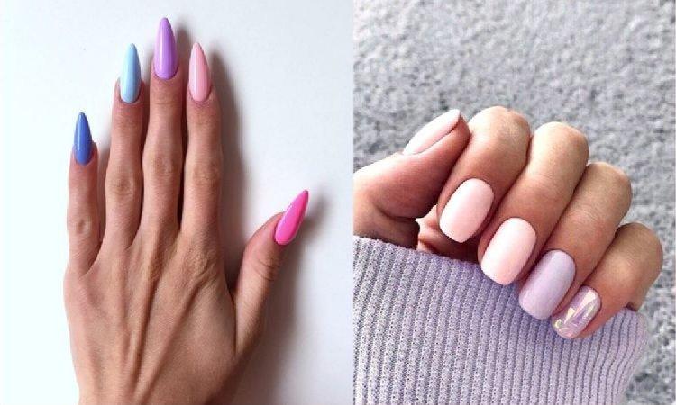 Pastelowy manicure - 20 gustownych i delikatnych propozycji