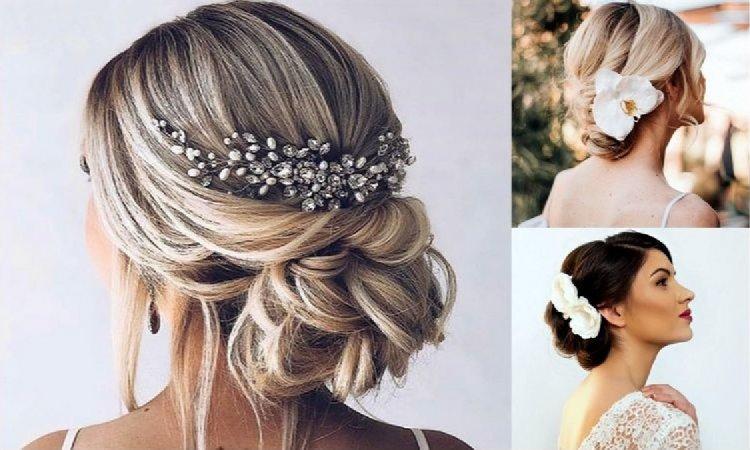 Galeria fryzur ślubnych 2019 - modne koki i upięcia, które skradną Ci serce