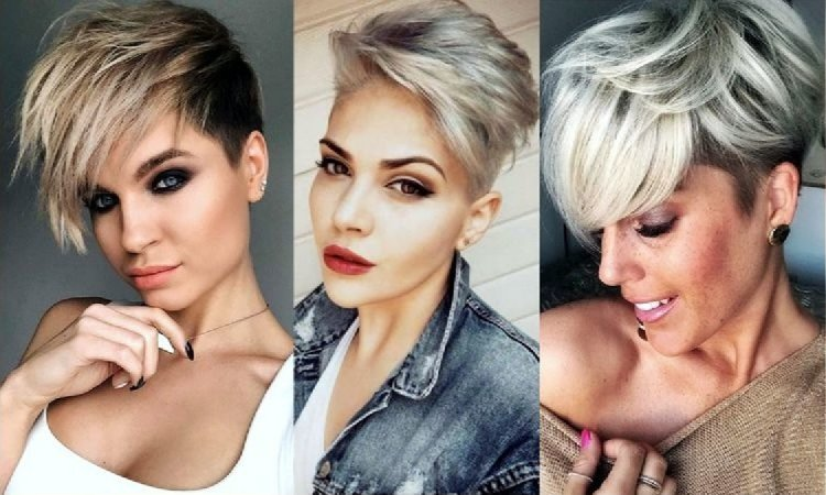 Odmładzające fryzury krótkie - z grzywką, pixie, undercut i inne