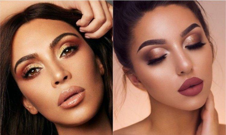 Makijaż w odcieniach złota - sposób na pełne blasku spojrzenie i rozświetloną skórę