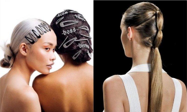 Modne fryzury dla długich włosów - propozycje inspirowane pokazami mody [trendy wiosna-lato 2019]