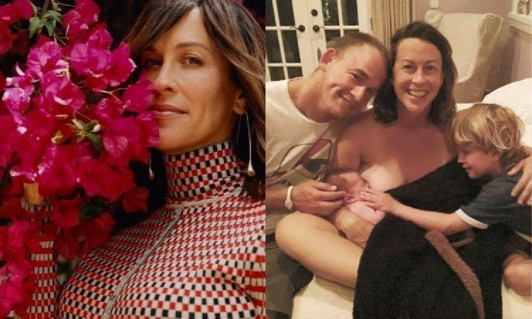 45-letnia Alanis Morissette chwali się ciążowym brzuszkiem i opowiada o licznych poronieniach