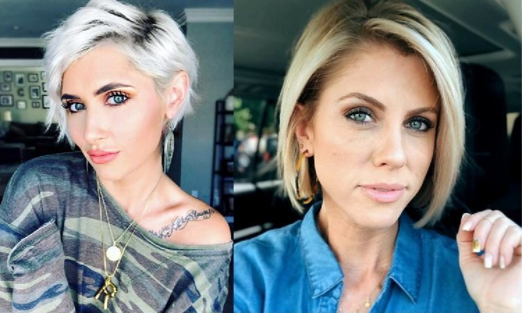 Krótkie fryzury dla blondynek - galeria stylowych cięć