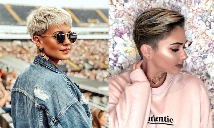 25 fryzur pixie i undercut dla blondynek - galeria najgorętszych trendów