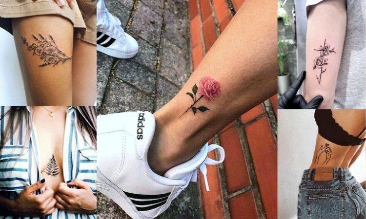Galeria tatuażu - 25 fantastycznych wzorów dla dziewczyn
