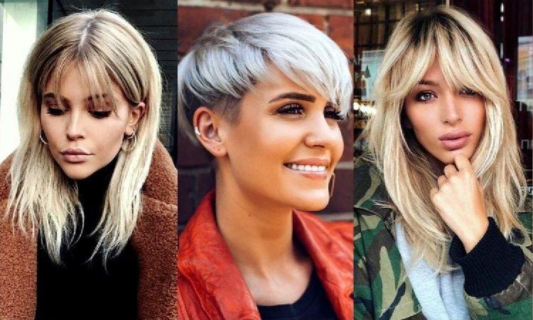 20 pomysłów na fryzurę ze stylowym dodatkiem w postaci grzywki - galeria letnich trendów