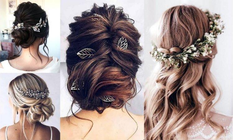 Galeria fryzur ślubnych - galeria najpiękniejszych fryzjerskich trendów