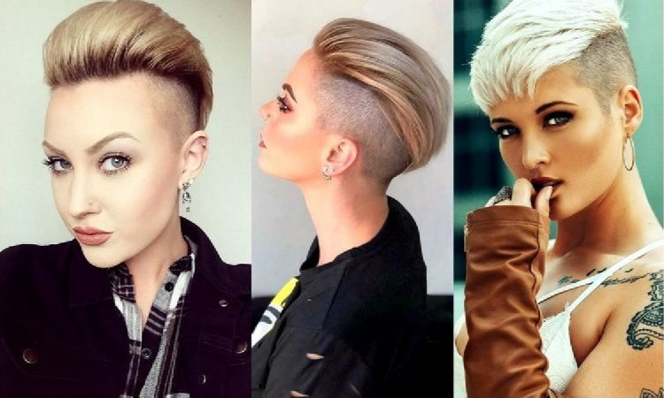 Damski irokez i cięcie undercut - modne fryzury dla przebojowych kobiet