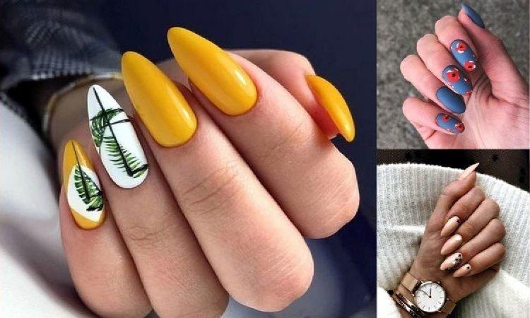 30 stylizacji paznokci - modna galeria manicure na lato