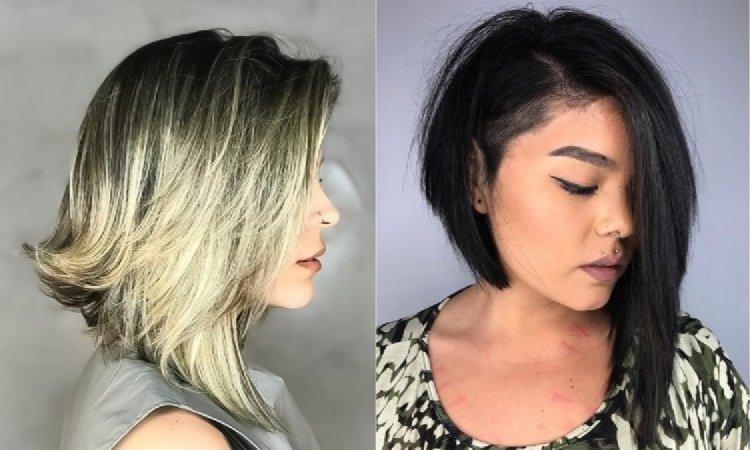 Modne fryzury średnie. 20 najpiękniejszych fryzur dla włosów do ramion