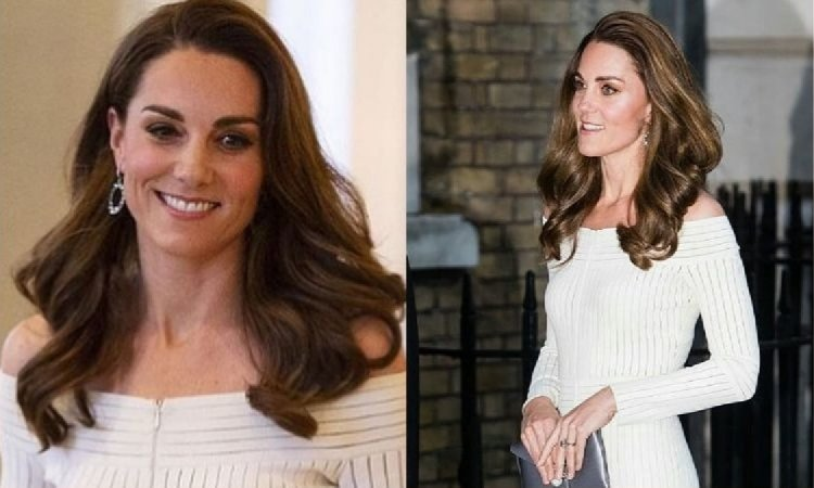 Nienaganna Kate Middleton walczy z NAŁOGAMI, w czym pomaga jej kosmicznie drogi strój! Zgadnijcie, ile kosztuje ta stylizacja