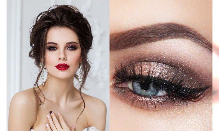 Odważny makijaż ślubny - 15 propozycji dla Panny Młodej, która lubi się wyróżniać