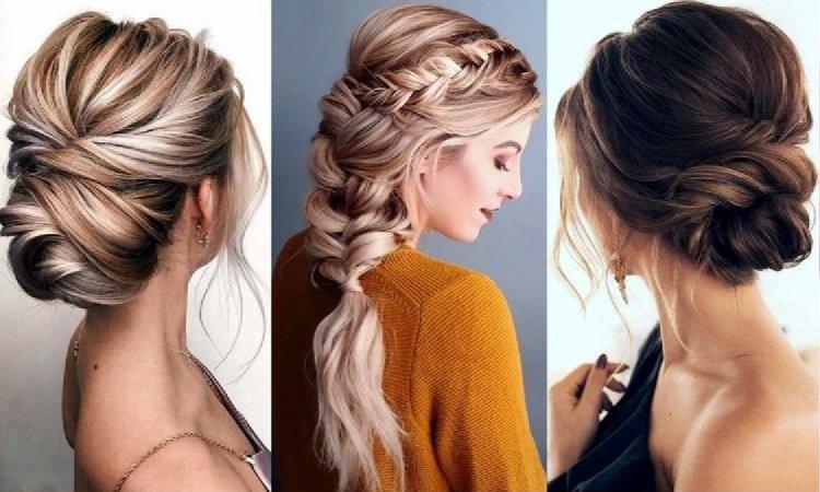 20 fryzur na wesele dla włosów półdługich i długich [GALERIA]