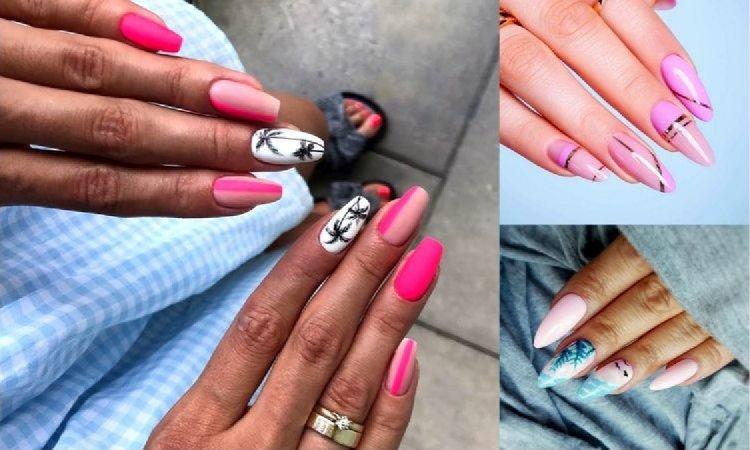 Manicure w najmodniejszych odcieniach różu - 30 genialnych propozycji