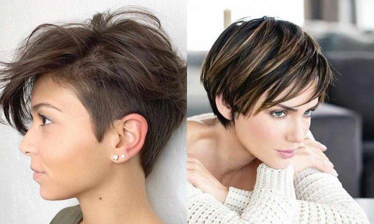Krótkie fryzury z grzywką i bez idealne na lato! Inspiracje na krótkie włosy