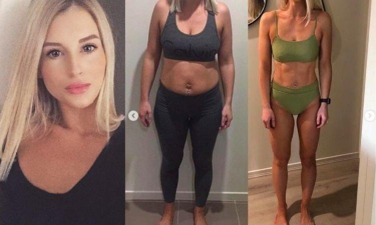 Ta mama dwójki dzieci wyszczuplała po ciąży nie przestąpiwszy progu siłowni! Sprawdźcie, jak to zrobiła!