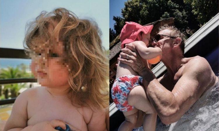 """Edyta Pazura pokazała twarz najmłodszej córki! Fani: """"Wykapany tata"""". Zgadzacie się?"""