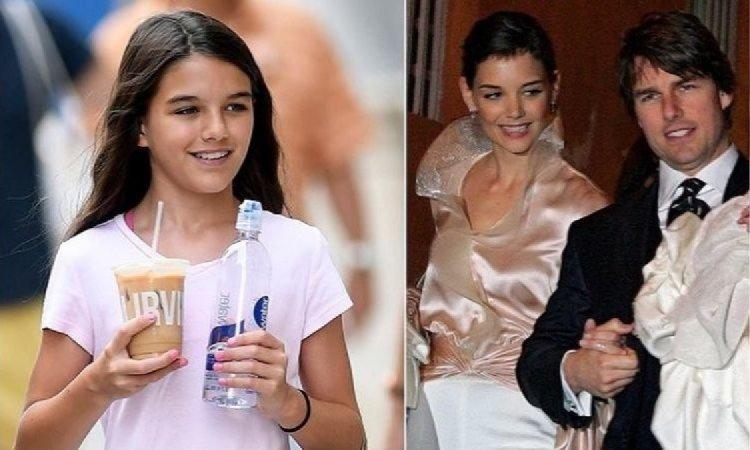 Suri Cruise coraz bardziej podobna do mamy! A te zdjęcia wskazują, że Katie Holmes dobrze ją wychowała