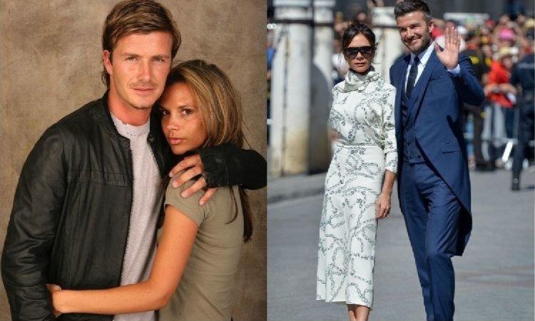 Victoria i David Beckham świętują 20 lat razem! Z tej okazji Posh Spice zdobyła się na piękny gest!