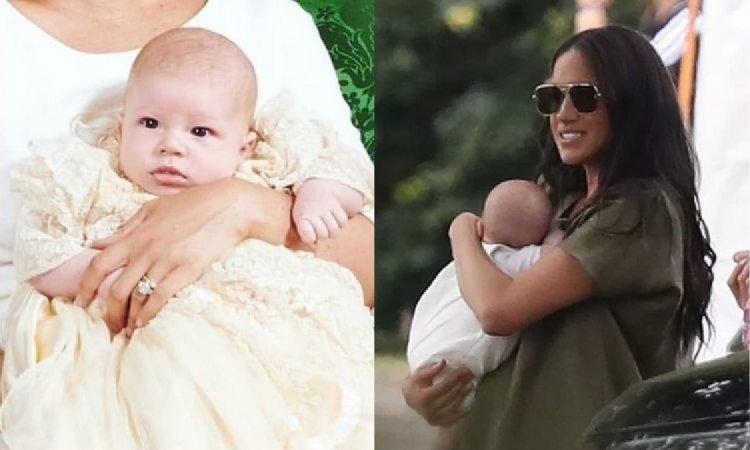 Wypłynęły nowe informacje na temat synka księcia Harry'ego i Meghan Markle. Mały Archie ma włosy koloru... No właśnie, jakiego?