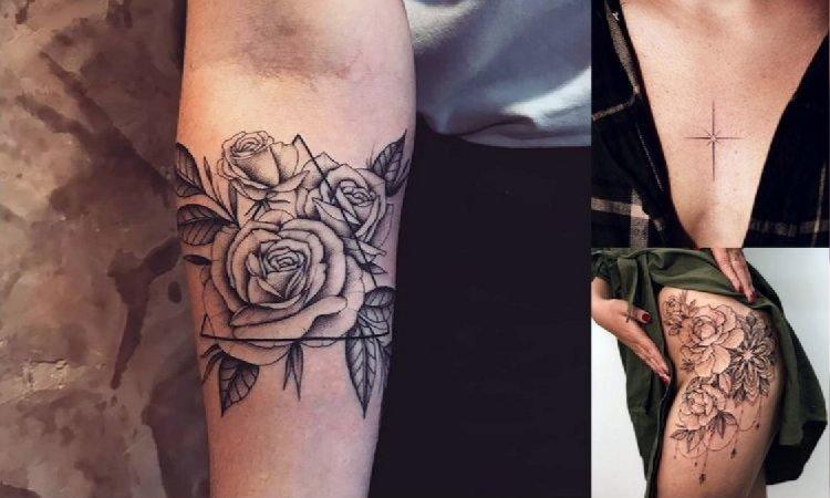 Tatuaże dla kobiet - galeria oryginalnych wzorów, jakich jeszcze nie widziałaś!
