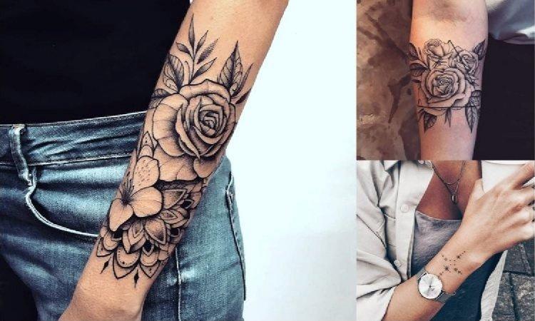 Tatuaż na przedramię - 21 oryginalnych i ślicznych wzorów