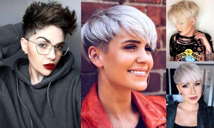 Modne krótkie fryzury damskie 2019/2020 - galeria najgorętszych trendów