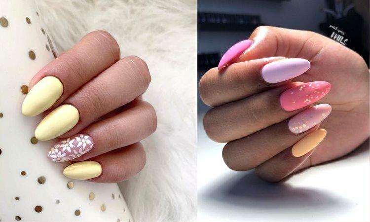 Pastelowy manicure - 20 gustownych i delikatnych stylizacji