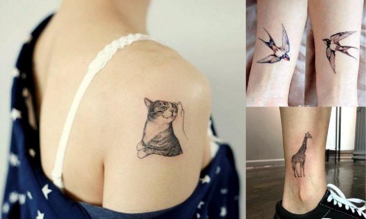 Animal tattoo - galeria urzekających wzorów