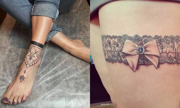 Tatuaże Dla Kobiet 30 Modnych Inspiracji Na Wzory Tatuaży