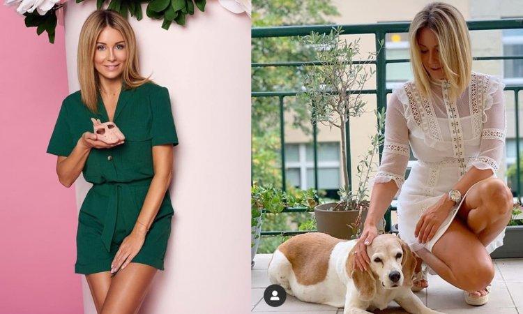 """Małgorzata Rozenek prezentuje figurę na Instagramie: """"A gdzie d*** tej pani"""" - piszą fani"""
