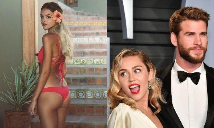 Małżeństwo Miley Cyrus skończyło się z powodu tej kobiety? I to nie Liam Hemsworth miał na nią ochotę...