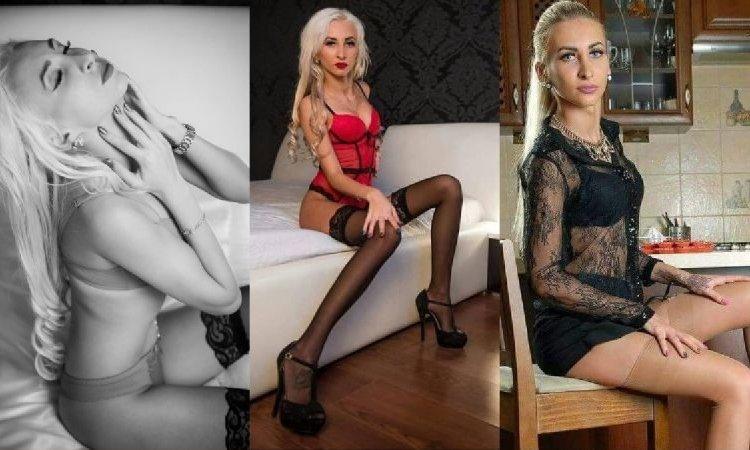 """Liubov Miruk wygrała """"Projekt Lady"""", ale wciąż nie skasowała swoich starych zdjęć, gdy była tancerka go-go! Pozowała w bieliźnie i przyjmowała wyuzdane pozy!"""