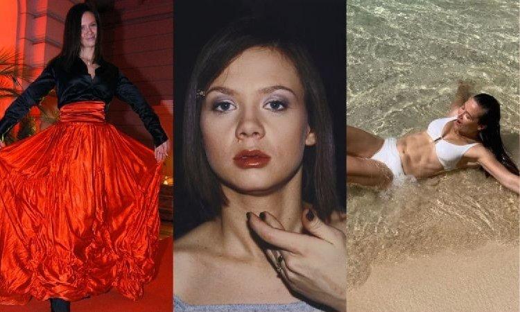 Kinga Rusin pokazała zdjęcie w bikini. A pamiętacie, jak wyglądała kiedyś? Przypominamy jej STARE ZDJĘCIA