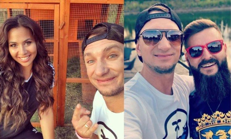 """Bartek Boruc, finalista """"Big Brothera"""", spadł z balkonu z wysokości 5 metrów! Pokazał obrażenia"""