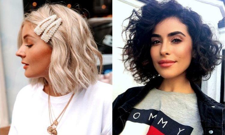 Curly bob - galeria stylowych fryzur, które ujarzmią kręcone włosy