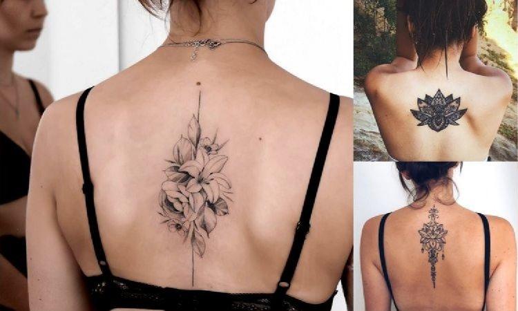 Magiczne tatuaże na plecy - galeria pięknych i zmysłowych propozycji