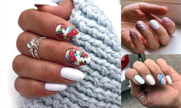 30 pięknych nowinek ze świata manicure - galeria stylowych zdobień