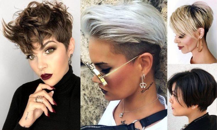Modne krótkie fryzury 2019/2020 - te piękne kobiece cięcia Cię zauroczą!