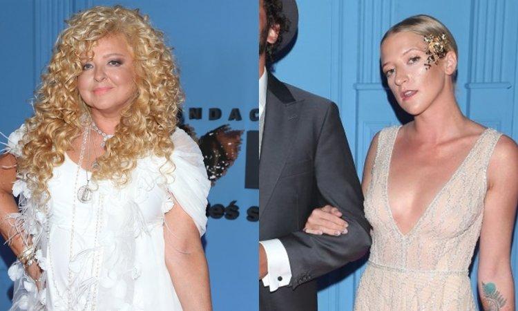 Magda Gessler vs Lara Gessler! Która lepiej wyglądała na balu TVN? Lara zabrała nowego partnera