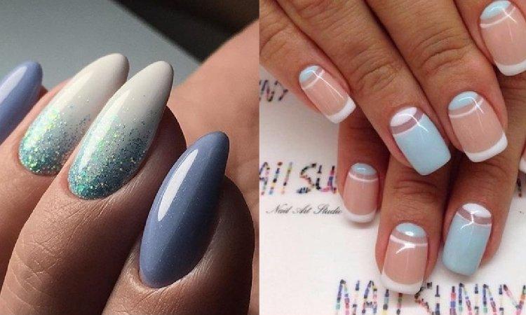 Pastelowy manicure - 20 najpiękniejszych stylizacji